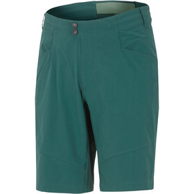 Ziener Nolik Shorts Men spruce green